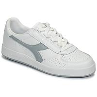Sko Lave sneakers Diadora B ELITE Hvid / Grå