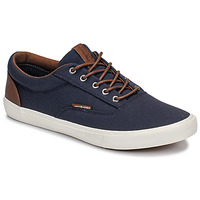 Sko Herre Lave sneakers Jack & Jones VISION CLASSIC MIXED Marineblå