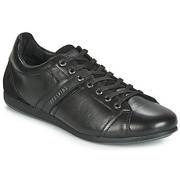 Sko Herre Lave sneakers Redskins WASEK II Sort
