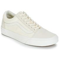 Sko Dame Lave sneakers Vans OLD SKOOL Beige