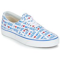 Sko Dame Lave sneakers Vans ERA Hvid / Blå