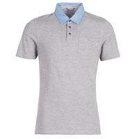 textil Herre Polo-t-shirts m. korte ærmer Jack & Jones JPRDARREN Grå