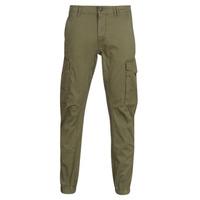 textil Herre Cargo bukser Jack & Jones JJIPAUL Kaki