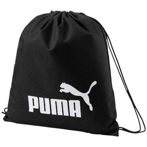 Tasker Rygsække  Puma Phase Gym Sack Sort