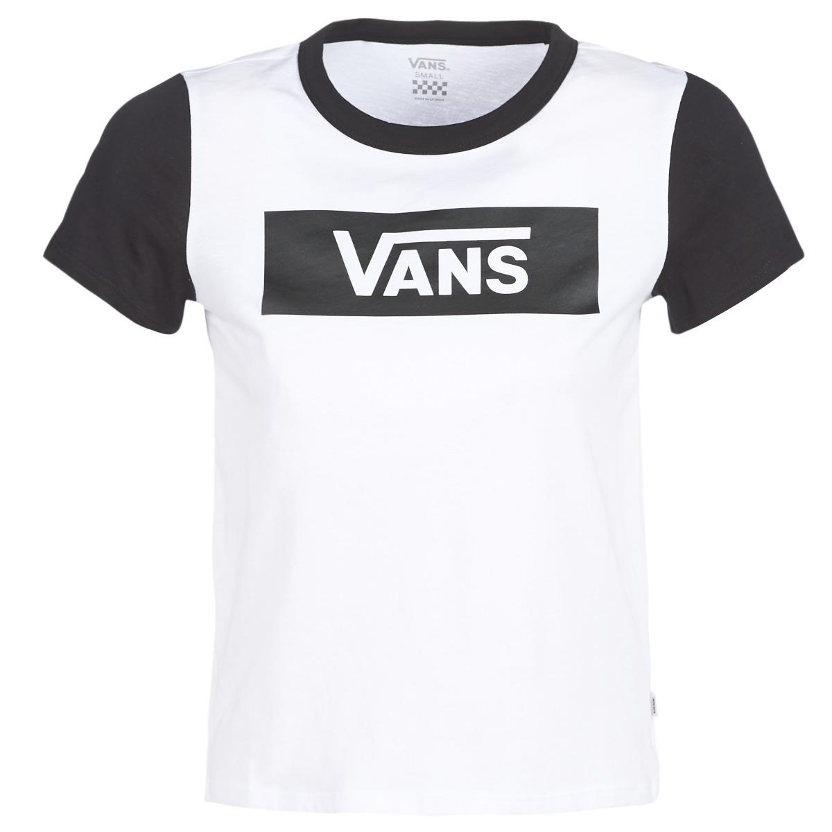 T-shirts m. korte ærmer Vans  V TANGLE RANGE RINGER