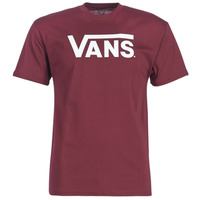 textil Herre T-shirts m. korte ærmer Vans VANS CLASSIC Bordeaux