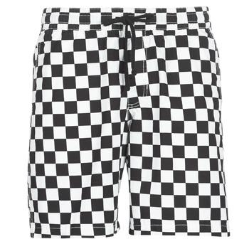 textil Herre Shorts Vans RANGE SHORT 18 Sort / Hvid