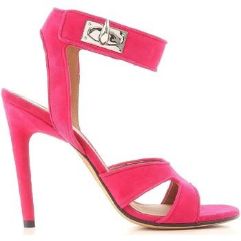 Sko Dame Sandaler Givenchy BE300FE005 675 Fucsia