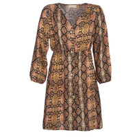 textil Dame Korte kjoler Moony Mood KOUJUK Flerfarvet