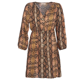textil Dame Korte kjoler Moony Mood JOUJU Flerfarvet