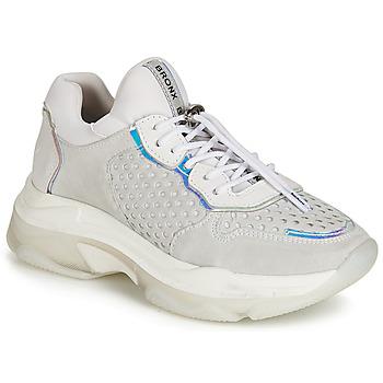 Sko Dame Lave sneakers Bronx BAISLEY Grå