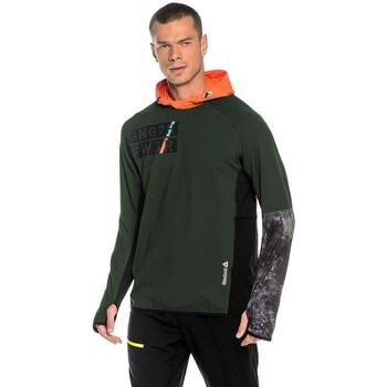 textil Herre Sweatshirts Reebok Sport DT Stretch Oth Z Grøn,Orange