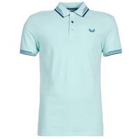 textil Herre Polo-t-shirts m. korte ærmer Kaporal NAYOC Blå