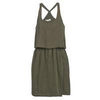 textil Dame Korte kjoler Kaporal FIXE Kaki