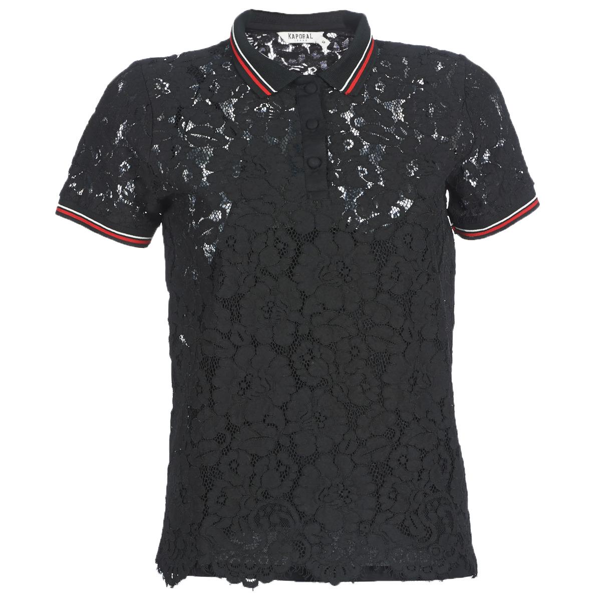 Polo-t-shirts m. korte ærmer Kaporal  BRIKS