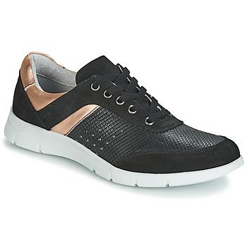 Sko Dame Lave sneakers Yurban JEBELLE Sort