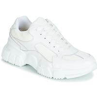 Sko Dame Lave sneakers Yurban JILIBELLE Hvid