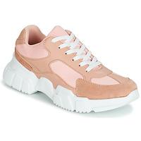Sko Dame Lave sneakers Yurban JILIBELLE Pink