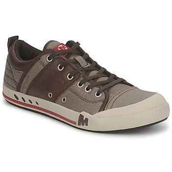 Sko Herre Lave sneakers Merrell RANT Brun
