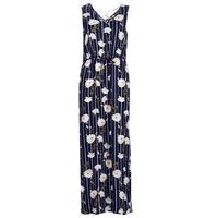 textil Dame Lange kjoler Vero Moda VMSIMPLY Marineblå