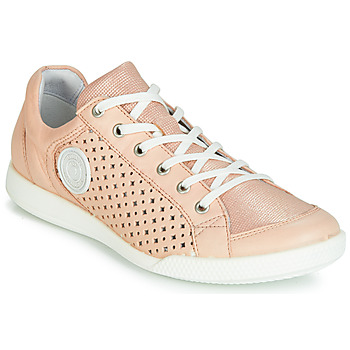 Sko Dame Lave sneakers Pataugas PACHA Pink