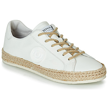 Sko Dame Lave sneakers Pataugas PAM /N Hvid