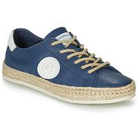 Sko Dame Lave sneakers Pataugas PAM /N Marineblå