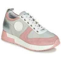 Sko Dame Lave sneakers Pataugas TESSA Grå / Pink