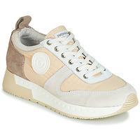 Sko Dame Lave sneakers Pataugas TESSA Beige / Grå