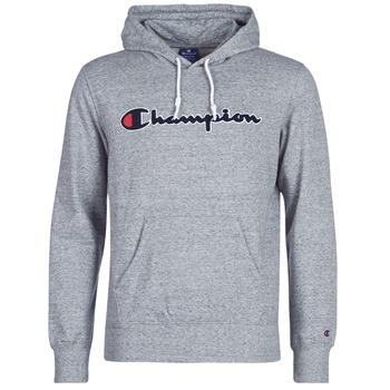 textil Herre Sweatshirts Champion 212940-GRLTM Grå