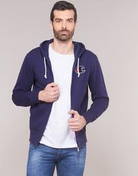textil Herre Sweatshirts Champion 212941-ECL Marineblå