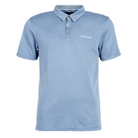 textil Herre Polo-t-shirts m. korte ærmer Columbia NELSON POINT POLO Blå