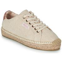 Sko Dame Lave sneakers Banana Moon PACEY Beige