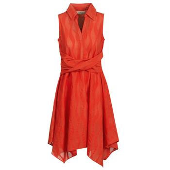textil Dame Korte kjoler Derhy EMBARCATION Rød