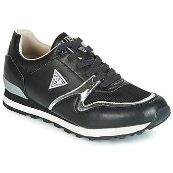 Sko Herre Lave sneakers Guess NEW CHARLIE Sort