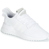 Sko Lave sneakers adidas Originals U_PATH RUN Hvid