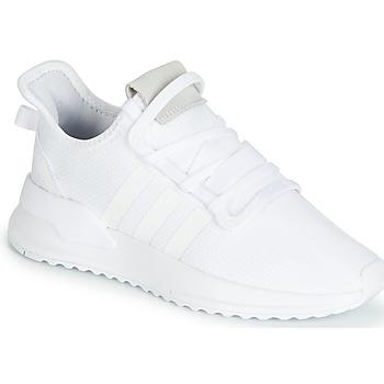 Sko Herre Lave sneakers adidas Originals U_PATH RUN Hvid