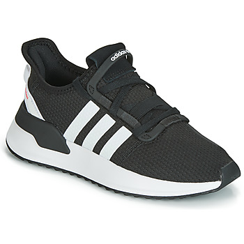 Sko Børn Lave sneakers adidas Originals U_PATH RUN J Sort