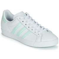 Sko Dame Lave sneakers adidas Originals COURSTAR Hvid / Blå