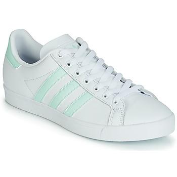 newest 7d557 3ead1 Sko Dame Lave sneakers adidas Originals COURSTAR Hvid  Blå