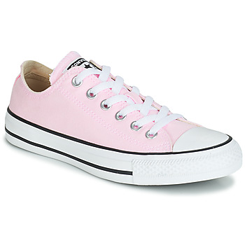 Sko Dame Lave sneakers Converse CHUCK TAYLOR ALL STAR SEASONAL CANVAS OX Pink