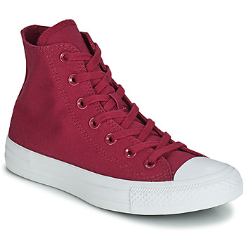 Sko Dame Høje sneakers Converse CHUCK TAYLOR ALL STAR GALAXY GAME CANVAS HI  fuchsia