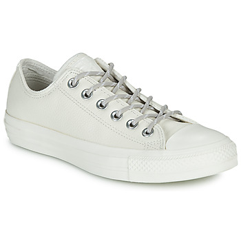 Sko Lave sneakers Converse CHUCK TAYLOR ALL STAR LEATHER OX Beige