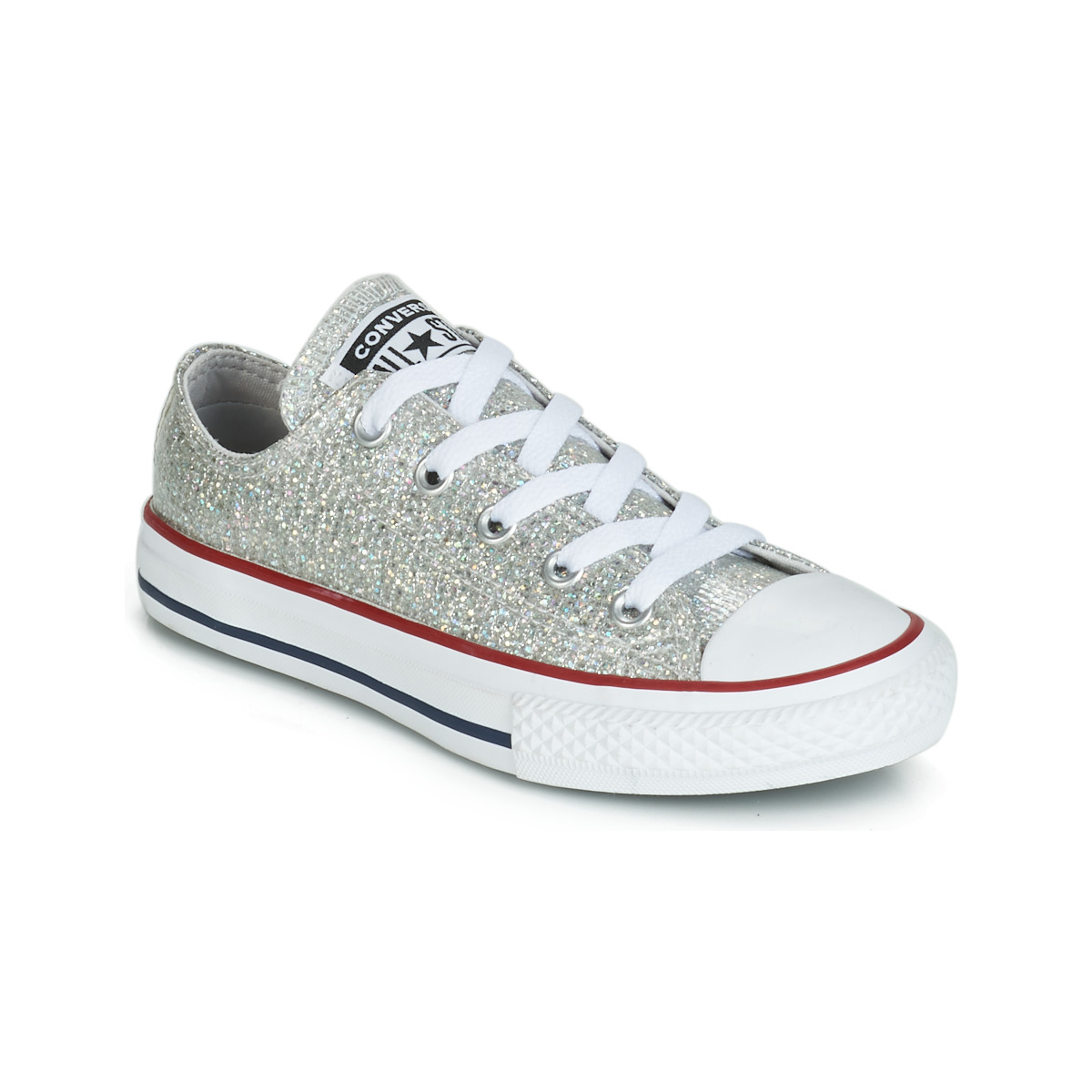 Sneakers til børn Converse  CHUCK TAYLOR ALL STAR SPARKLE SYNTHETIC OX