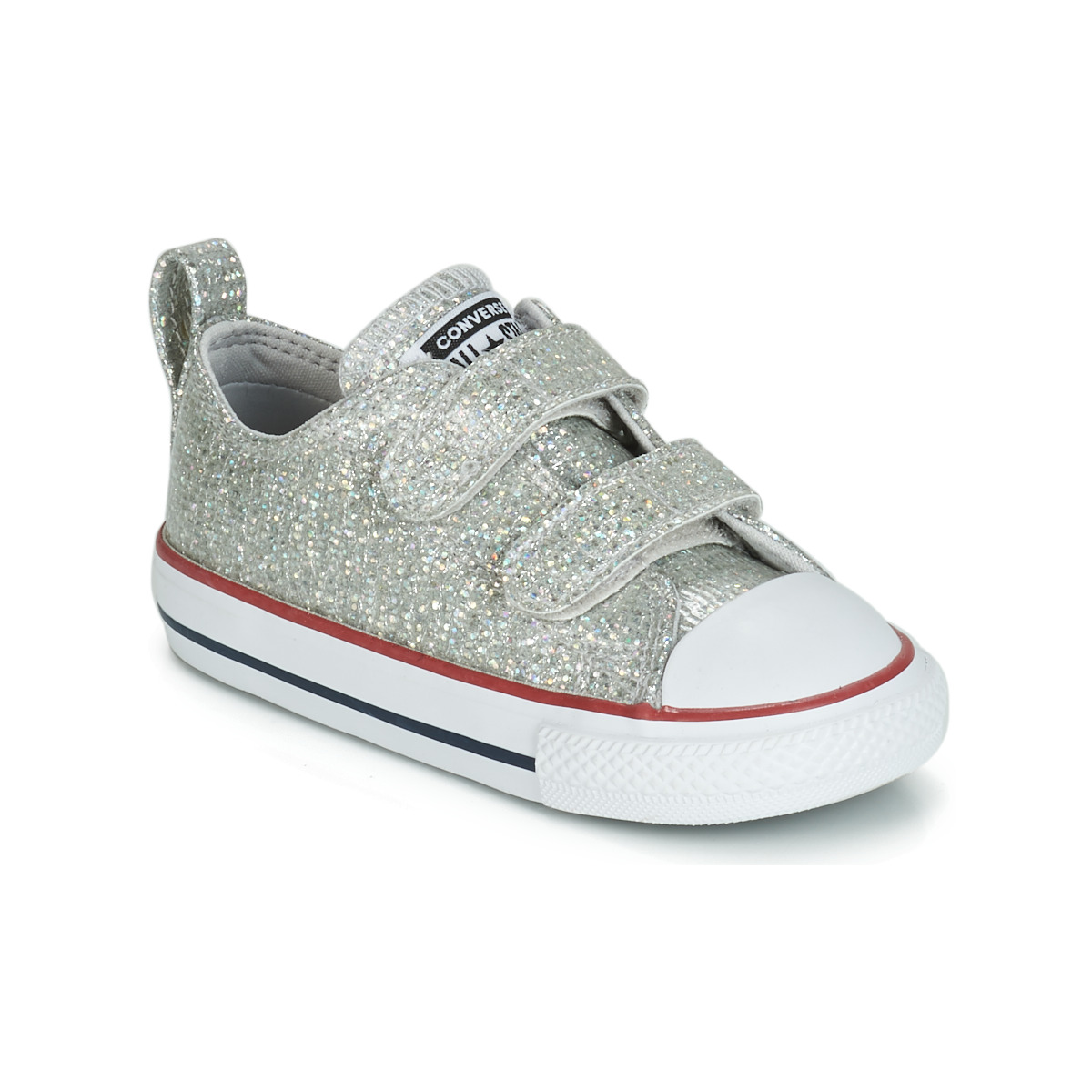 Sneakers Converse  CHUCK TAYLOR ALL STAR 2V SPARKLE SYNTHETIC OX