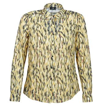 textil Dame Skjorter / Skjortebluser One Step MONICA Gul