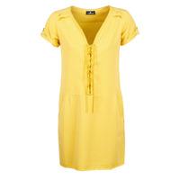 textil Dame Korte kjoler One Step PATRICIA Gul
