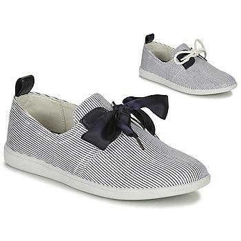 Sko Dame Lave sneakers Armistice STONE ONE Hvid / Marineblå