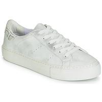 Sko Dame Lave sneakers No Name ARCADE Hvid / Sølv