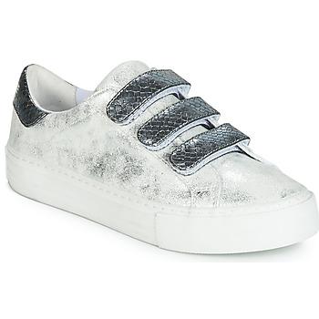 Sko Dame Lave sneakers No Name ARCADE Hvid / Grå